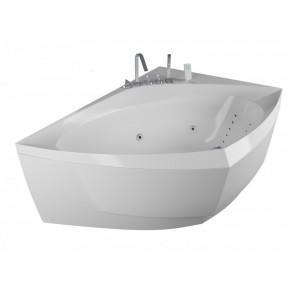 Акриловая ванна Акватика Альпина Standart 170x110x67