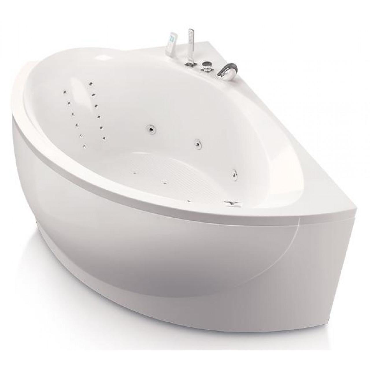 Акриловая ванна Акватика Альтернатива Basic 170x120x69 купить в Москве по цене от 70482р. в интернет-магазине mebel-v-vannu.ru
