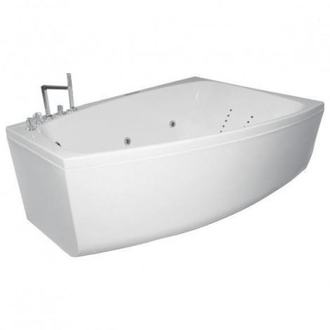 Акриловая ванна Акватика Альтея Standart 180x120x66 купить в Москве по цене от 43723р. в интернет-магазине mebel-v-vannu.ru