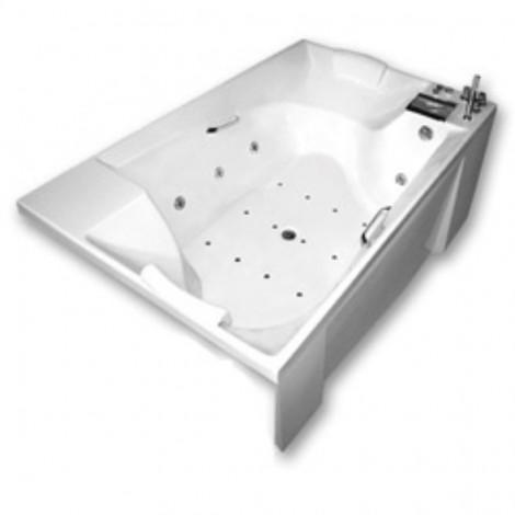 Акриловая ванна Акватика Архитектура Reflexa 190x120х74 купить в Москве по цене от 139987р. в интернет-магазине mebel-v-vannu.ru