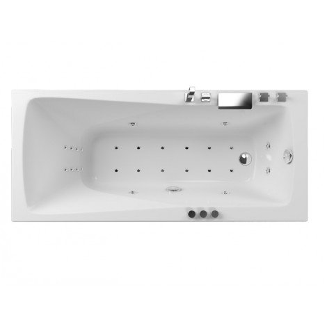 Акриловая ванна Акватика Авентура Standart 160х70х67 купить в Москве по цене от 24110р. в интернет-магазине mebel-v-vannu.ru
