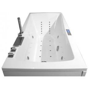 Акриловая ванна Акватика Авентура Standart 160х70х67