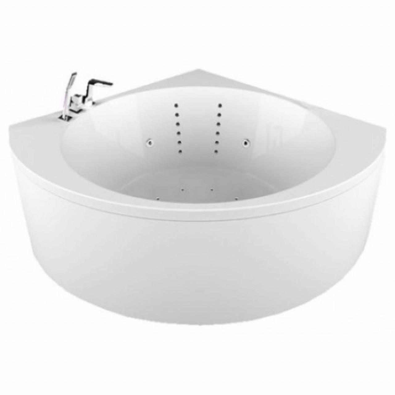 Акриловая ванна Акватика Эстрада Reflexa 136x136х63 купить в Москве по цене от 136312р. в интернет-магазине mebel-v-vannu.ru