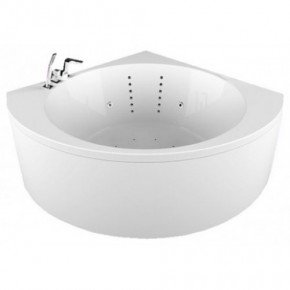 Акриловая ванна Акватика Эстрада Standart 136x136х63