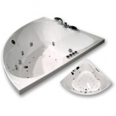 Акриловая ванна Акватика Эволюция Standart 150x150x72 купить в Москве по цене от 47559р. в интернет-магазине mebel-v-vannu.ru