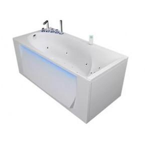 Акриловая ванна Акватика Кинетика Standart 170x80х61