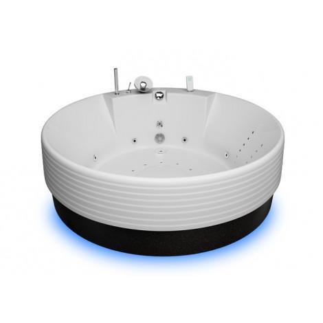 Акриловая ванна Акватика Колизей 3D 180x69 купить в Москве по цене от 292120р. в интернет-магазине mebel-v-vannu.ru