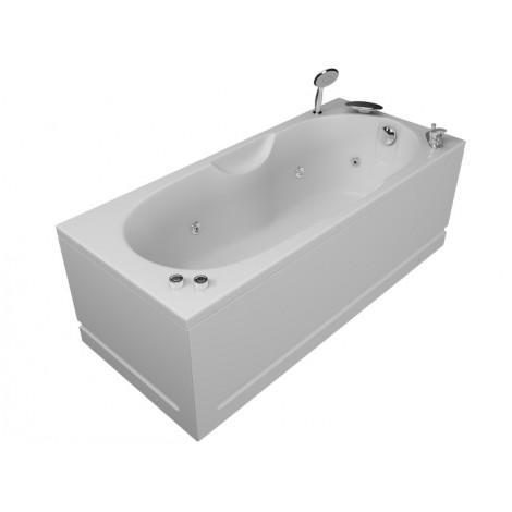 Акриловая ванна Акватика Лира Standart 160х70х56 купить в Москве по цене от 20135р. в интернет-магазине mebel-v-vannu.ru