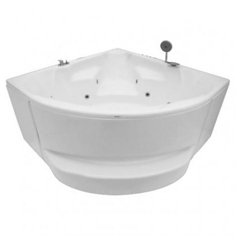 Акриловая ванна Акватика Максима 3D 175x175x81 купить в Москве по цене от 231728р. в интернет-магазине mebel-v-vannu.ru