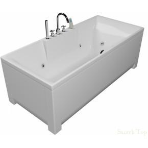 Акриловая ванна Акватика Минима Standart 180x80х65