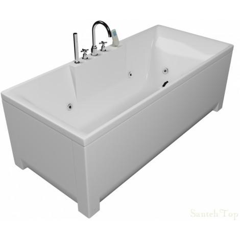 Акриловая ванна Акватика Минима Standart 180x80х65 купить в Москве по цене от 36427р. в интернет-магазине mebel-v-vannu.ru