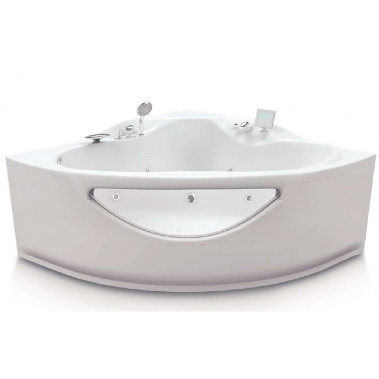 Акриловая ванна Акватика Панорама 3D 155x155x73 купить в Москве по цене от 245356р. в интернет-магазине mebel-v-vannu.ru