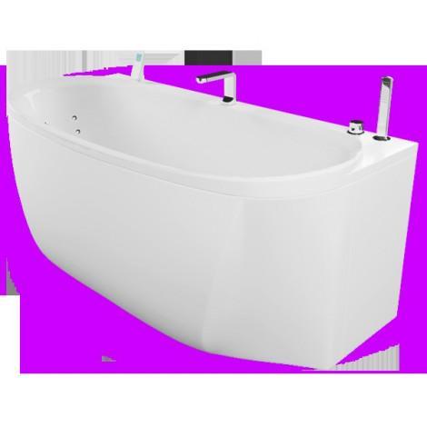 Акриловая ванна Акватика Ренессанс Reflexa 170x80x72 купить в Москве по цене от 115787р. в интернет-магазине mebel-v-vannu.ru