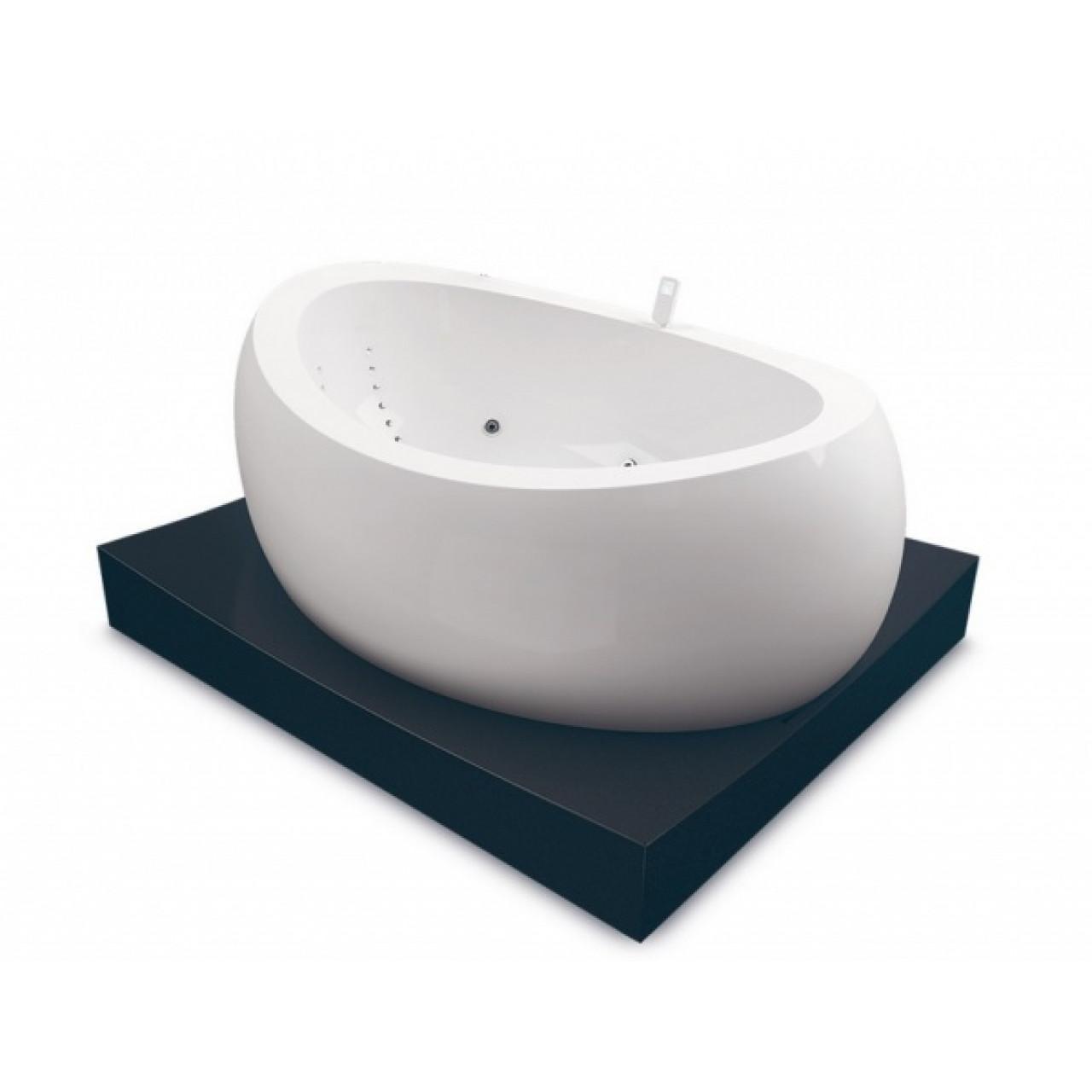 Акриловая ванна Акватика Сабзеро Reflexa 207x160x90 купить в Москве по цене от 398000р. в интернет-магазине mebel-v-vannu.ru