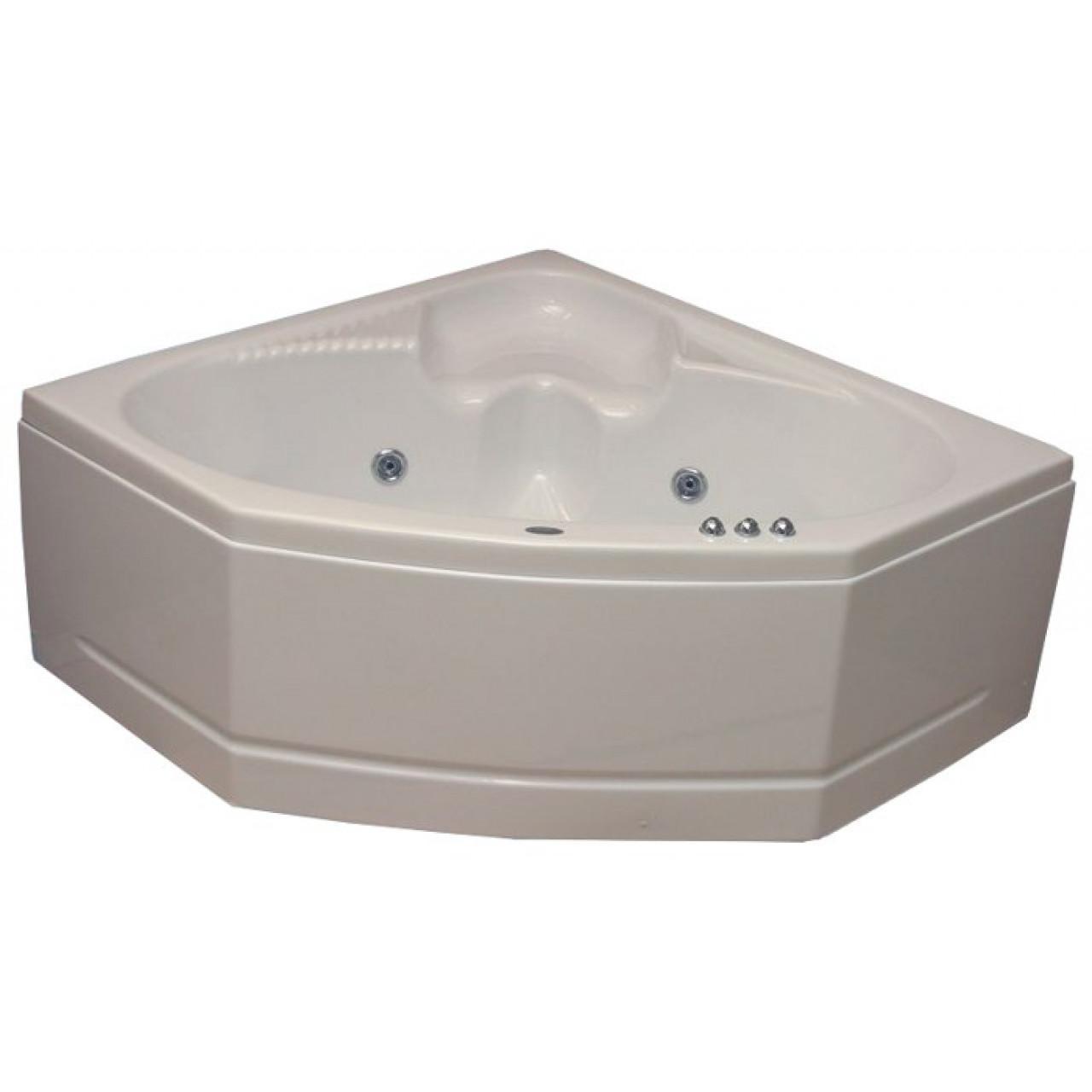 Акриловая ванна Акватика Серена Reflexa 140x140x57 купить в Москве по цене от 107877р. в интернет-магазине mebel-v-vannu.ru