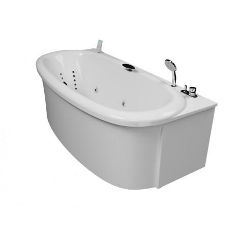 Акриловая ванна Акватика Скульптура Reflexa 190x90x68 купить в Москве по цене от 124680р. в интернет-магазине mebel-v-vannu.ru