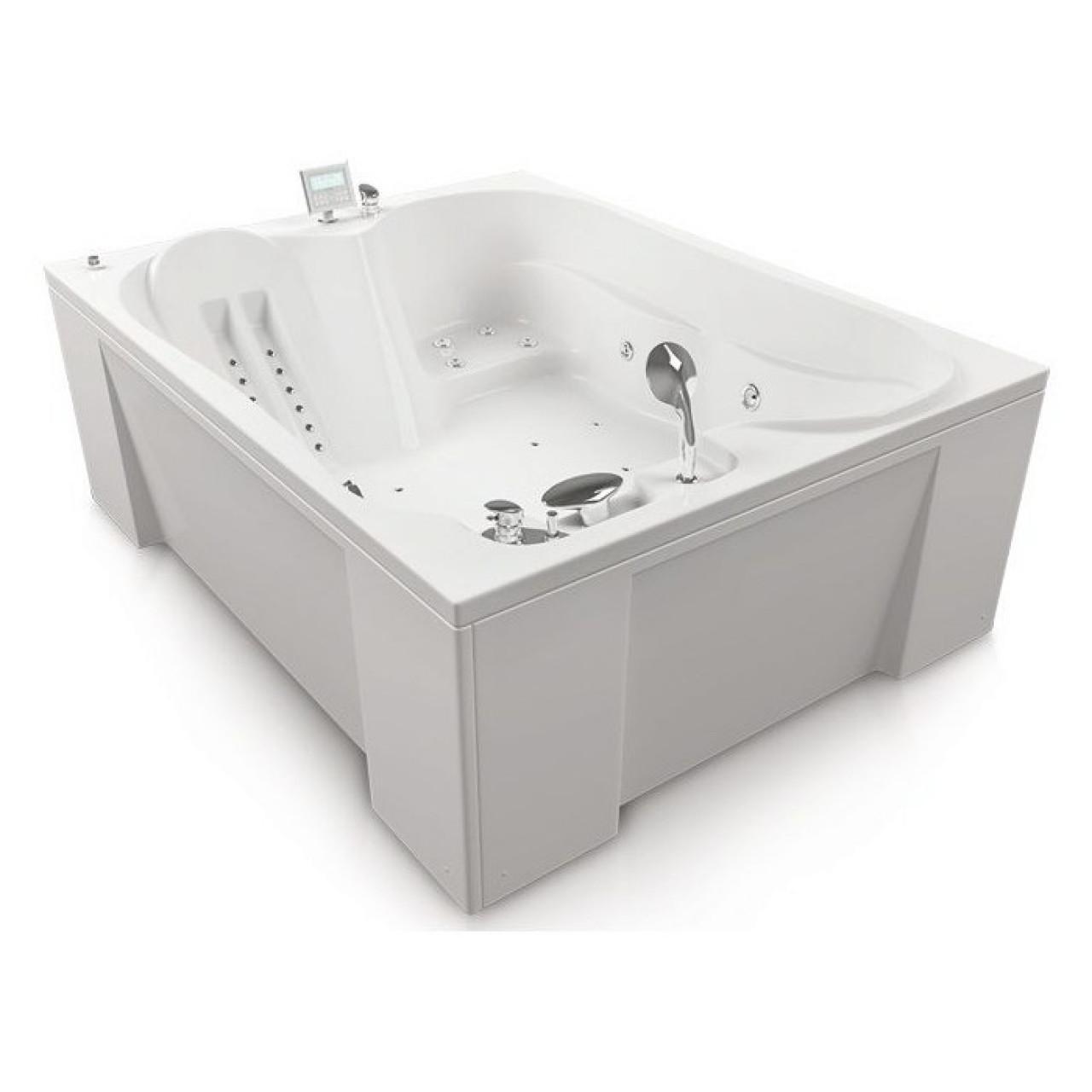 Акриловая ванна Акватика Токио Standart 190х150х67 купить в Москве по цене от 55529р. в интернет-магазине mebel-v-vannu.ru