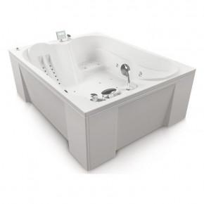 Акриловая ванна Акватика Токио Basic 190х150х67