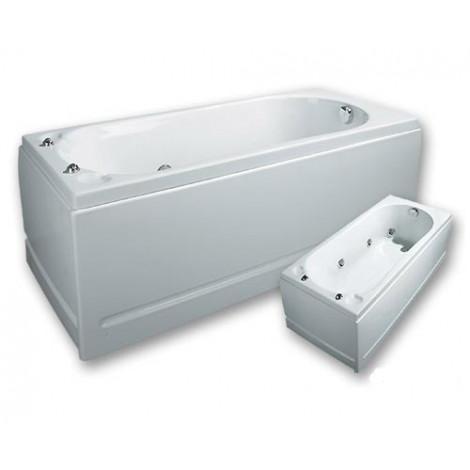 Акриловая ванна Акватика Юниор Basic 150x70х56 купить в Москве по цене от 36690р. в интернет-магазине mebel-v-vannu.ru
