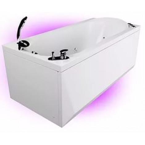 Акриловая ванна Акватика Юниор Reflexa 150x70х56 купить в Москве по цене от 101794р. в интернет-магазине mebel-v-vannu.ru