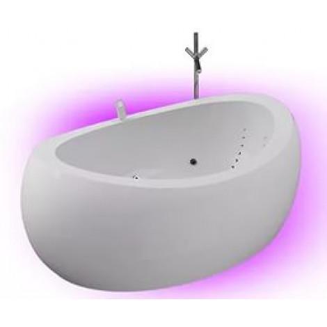 Акриловая ванна Акватика Зеро Reflexa 207x140x87 купить в Москве по цене от 296000р. в интернет-магазине mebel-v-vannu.ru