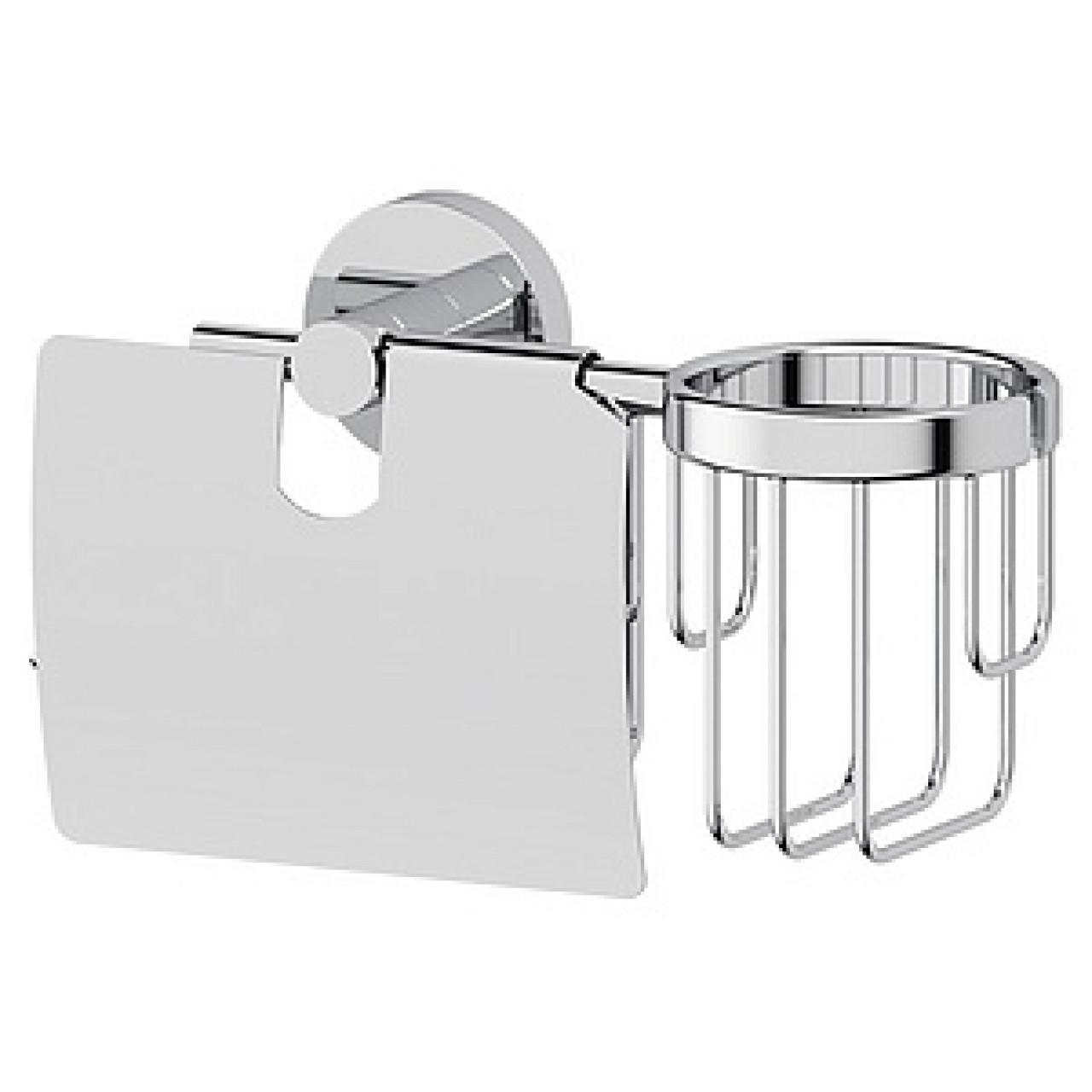 Держатель освежителя воздуха Artwelle Harmonie HAR 051 с держателем туалетной бумаги купить в Москве по цене от 3951р. в интернет-магазине mebel-v-vannu.ru