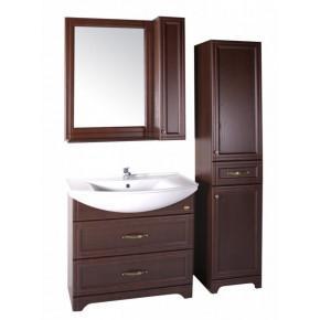 Комплект мебели ASB-Woodline Берта 85 Антикварный орех