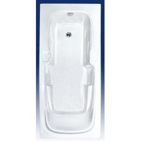 Акриловая ванна Bach Эллина 170х73