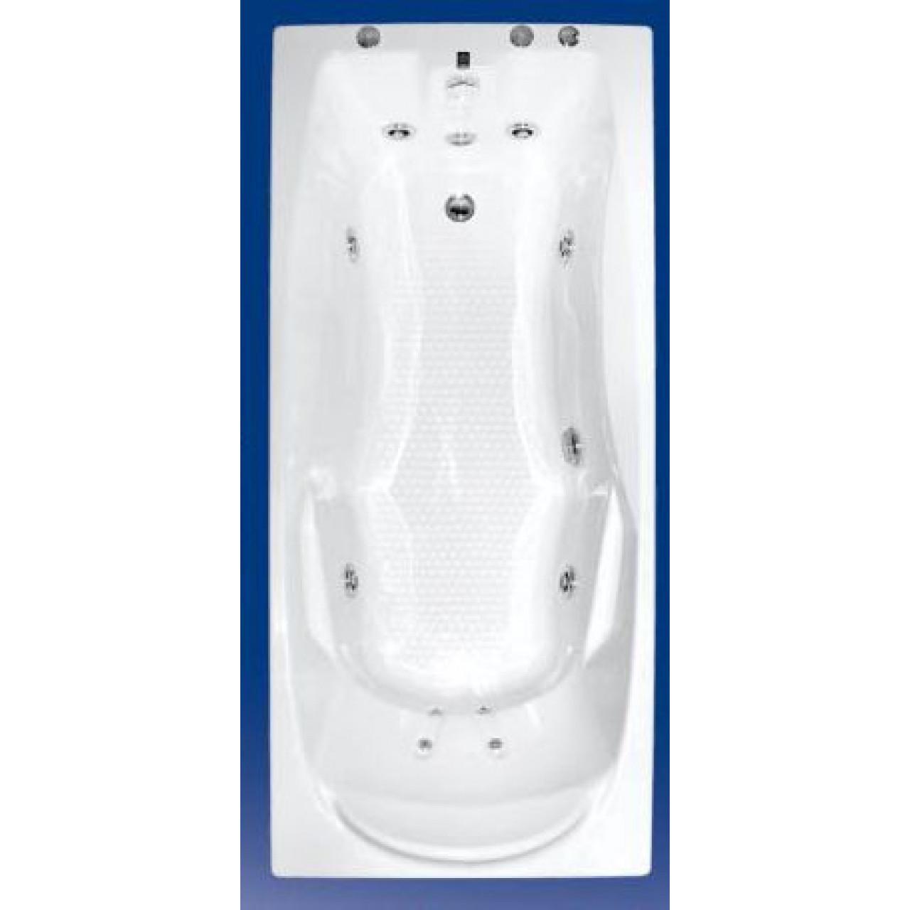 Акриловая ванна Bach Исланд 170х77 купить в Москве по цене от 13000р. в интернет-магазине mebel-v-vannu.ru
