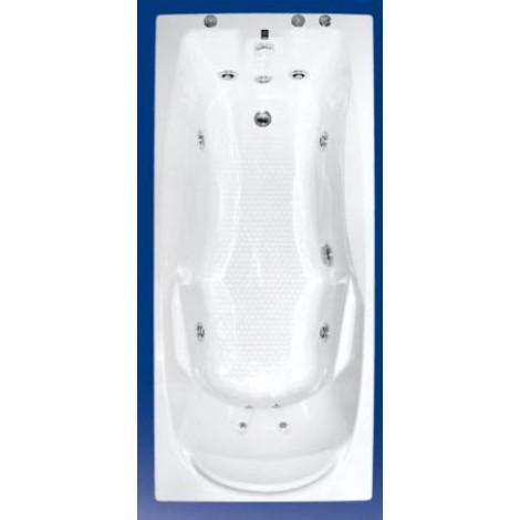 Акриловая ванна Bach Исланд 150х72 купить в Москве по цене от 11900р. в интернет-магазине mebel-v-vannu.ru