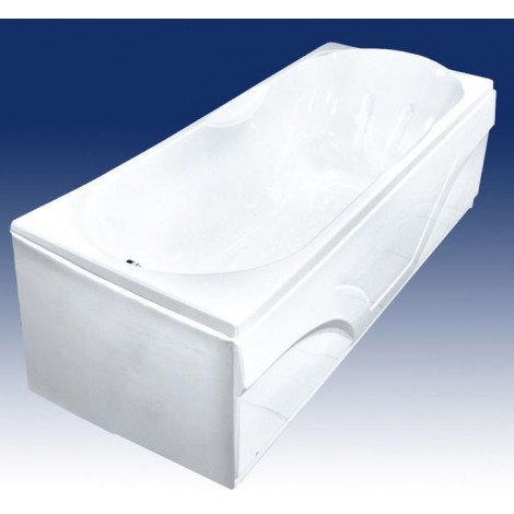 Акриловая ванна Bach Лаура 120х70 купить в Москве по цене от 9000р. в интернет-магазине mebel-v-vannu.ru