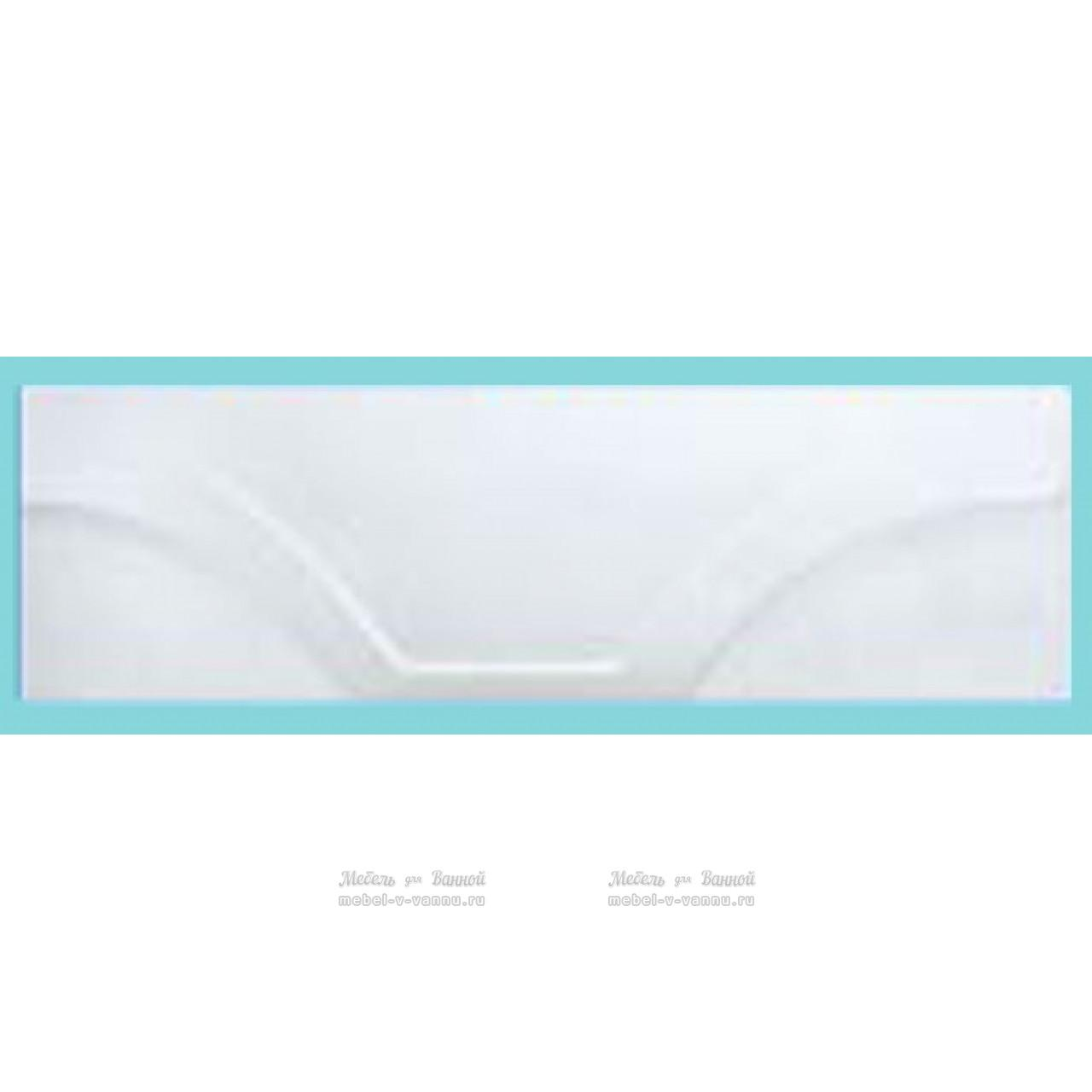 Экран Чайка под прямоугольные ванны Bach купить в Москве по цене от 2800р. в интернет-магазине mebel-v-vannu.ru