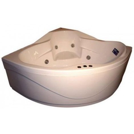 Акриловая ванна Bach Скат 150х150 купить в Москве по цене от 17900р. в интернет-магазине mebel-v-vannu.ru