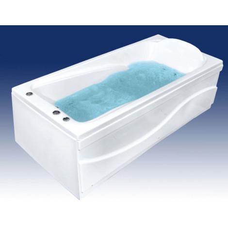 Акриловая ванна Bach Виктория 170х77 купить в Москве по цене от 11900р. в интернет-магазине mebel-v-vannu.ru