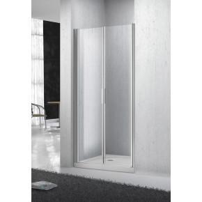 Душевая дверь в нишу BelBagno SELA-B-2-90-C-Cr
