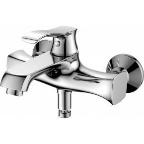 Смеситель BelBagno Trula TRU-VASM-CRM для ванны с душем