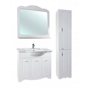 Комплект мебели Bellezza Кантри 95 белый