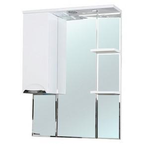 Зеркало-шкаф Bellezza Альфа 75 белый