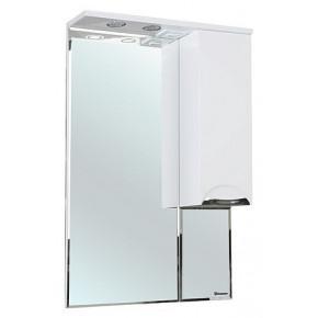 Зеркало-шкаф Bellezza Альфа 55 белый