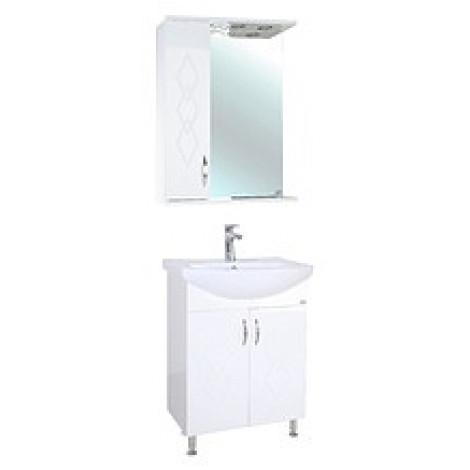 Комплект мебели Bellezza Элеганс 50 купить в Москве по цене от 8973р. в интернет-магазине mebel-v-vannu.ru