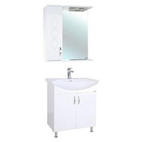 Комплект мебели Bellezza Элеганс 65 купить в Москве по цене от 10977р. в интернет-магазине mebel-v-vannu.ru