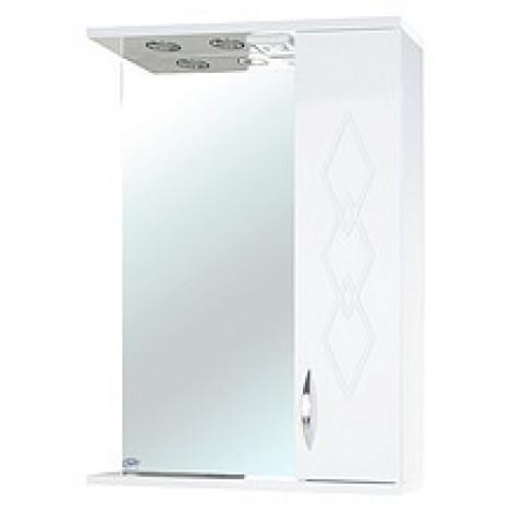 Зеркало-шкаф Bellezza Элеганс 65 купить в Москве по цене от 4750р. в интернет-магазине mebel-v-vannu.ru