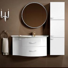 Комплект мебели Belux Версаль 120 белый