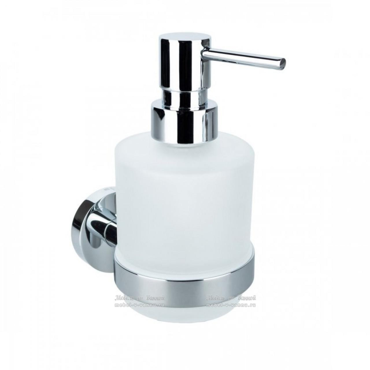 Настенный дозатор для жидкого мыла BEMETA OMEGA 104109102 Mini купить в Москве по цене от 1806р. в интернет-магазине mebel-v-vannu.ru