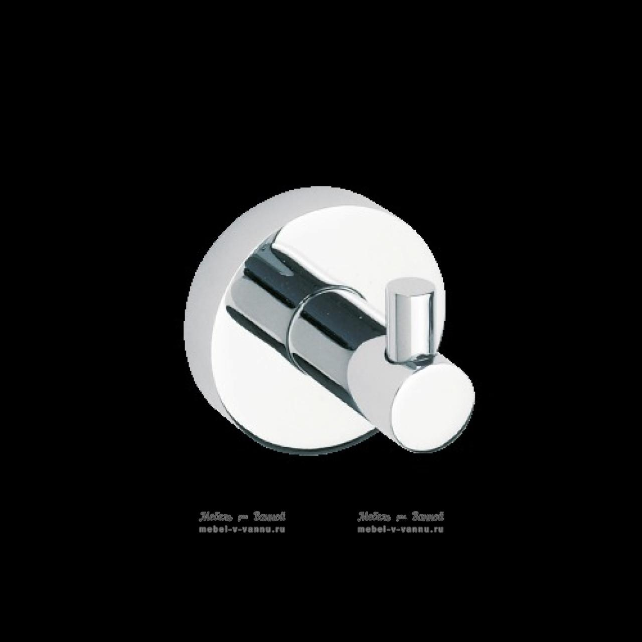 Крючок BEMETA OMEGA 104106022 55 мм купить в Москве по цене от 580р. в интернет-магазине mebel-v-vannu.ru