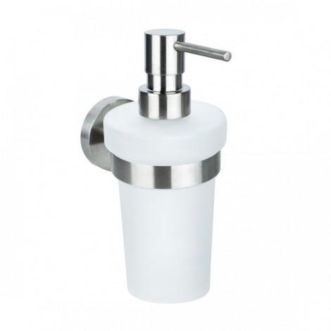 Настенный дозатор для жидкого мыла BEMETA NEO 104109016 стекло купить в Москве по цене от 2457р. в интернет-магазине mebel-v-vannu.ru