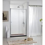 Дверь для душа Bravat Drop BD100.4120A 1000*2000 купить в Москве по цене от 13306р. в интернет-магазине mebel-v-vannu.ru