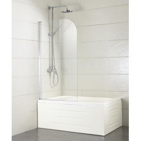 Шторка на ванну Bravat Alfa BG088.5112A 880*1350