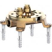 Монтажная коробка Bravat Gina D9102N коннектор купить в Москве по цене от 4796р. в интернет-магазине mebel-v-vannu.ru
