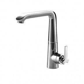 Смеситель Bravat Waterfall F773107C-1 для кухонной мойки